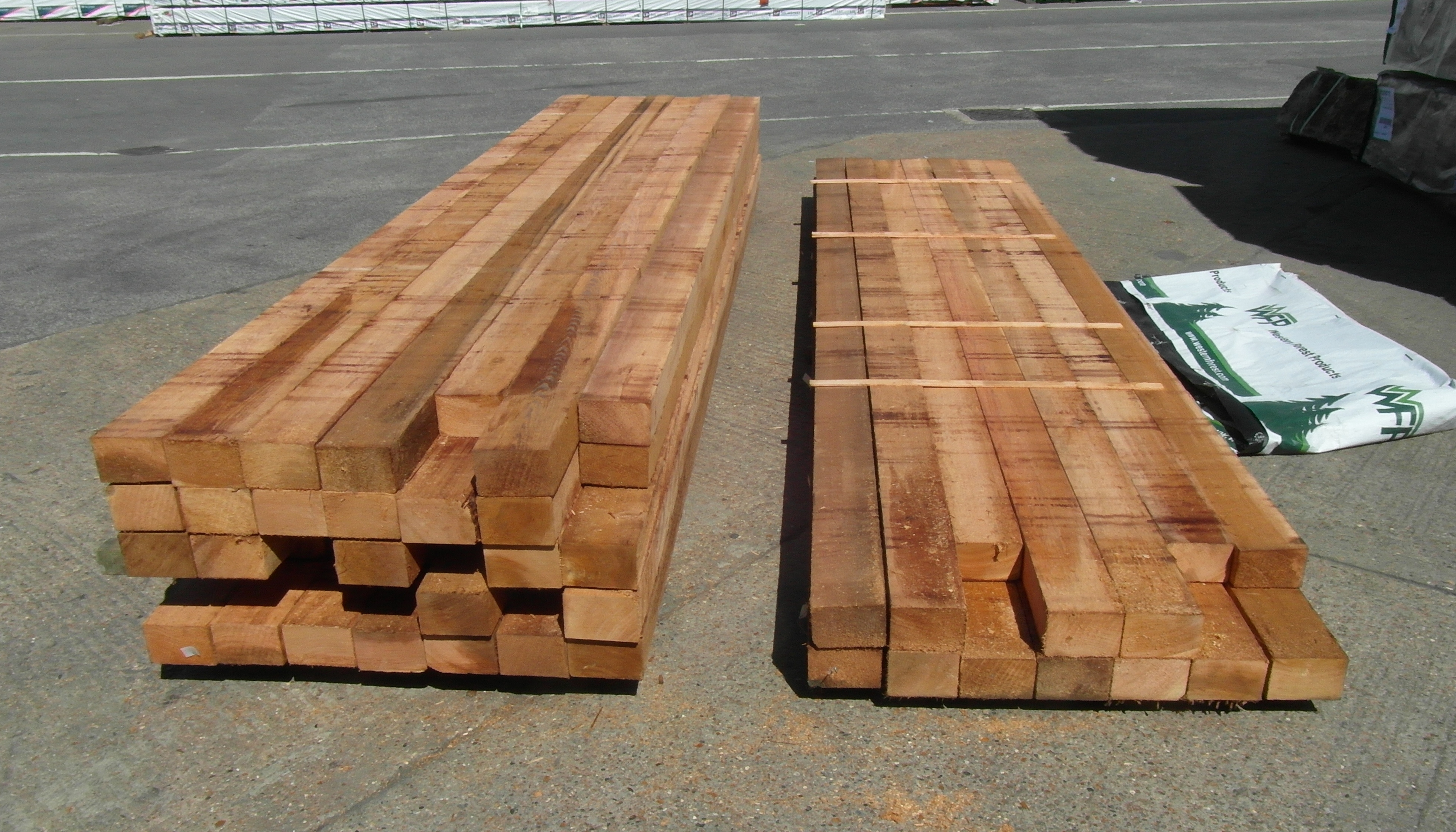 Western Red Cedar Mbm Speciality Forest Products Ltd